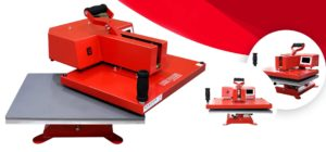 High Pressure Swing Away Heat Press 40X50CM
