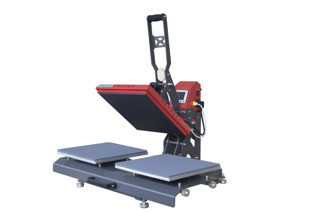 Hest Heat press Double Station